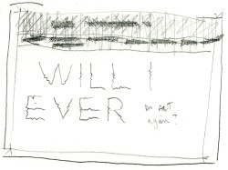 Pencil: Frequent note to self...